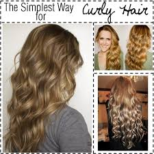 different ways to curl your hair with a wand diy no heat curls 15 tutorials for curl hair without heat
