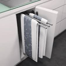 Ikea Kitchen Pull Out by Cabinet Kitchen Towel Rail Pull Out Metod Interior Fittings