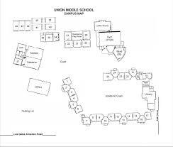 san jose school map union middle school