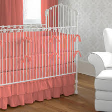 Coral Nursery Bedding Sets by Crib Sheet And Blanket Creative Ideas Of Baby Cribs