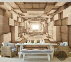 compare prices on 3d space photos online shopping buy low price 3d room wallpaper custom mural non woven photo wood grain space background painting 3d wall