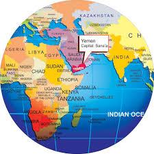 where is yemen on the map u s department of state yemen travel warning genius