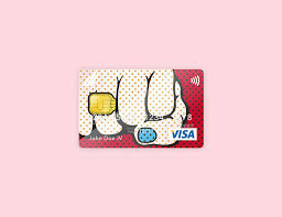 my dearest card set of two debit cards designed for student