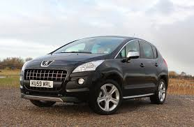 peugeot suv 2016 peugeot 3008 estate 2009 2016 running costs parkers