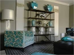 Best Brown And Tiffany BlueTeal Living Room Images On - Decor pad living room