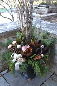 best 25 christmas urns ideas only on pinterest outdoor