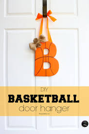 How To Make Home Decor Signs Best 25 Basketball Crafts Ideas Only On Pinterest Diy Games