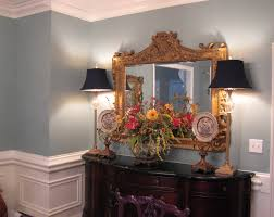 elegant benjamin moore stratton blue dining room dining rooms