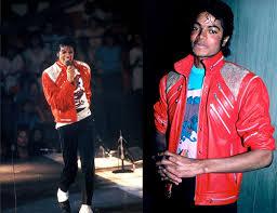Michael Jackson Halloween Costume Bevel