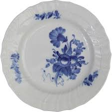 royal copenhagen porcelain denmark blue flowers curved 1 106 624