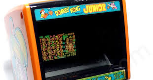 Tabletop Arcade Cabinet Donkey Kong Junior Coleco Tabletop Retrofixes