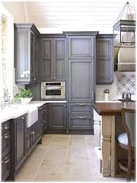love the dark grey cabinets only good with a light floor though