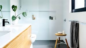 the best white and timber bathroom designs