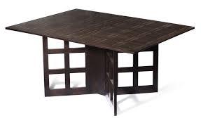 Oak Drop Leaf Dining Table Bespoke Drop Leaf Dining Table In Oak Makers U0027 Eye