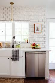 Modern Farmhouse Kitchen by New Darlings Before And After 1930s Tudor Kitchen Remodel