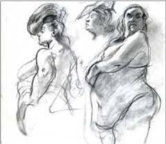 life drawing in new york city at spring studio figure drawing