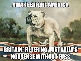 Funny British Memes - britain the ultimate lurker british bulldog quickmeme