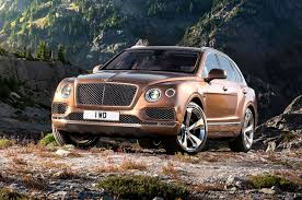 bentley suv 2017 bentley reveals 2017 bentayga suv in full