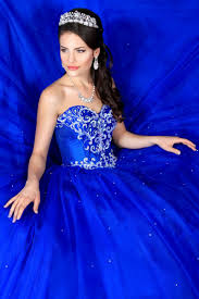 aliexpress com buy royal blue ball gown quinceanera dresses with