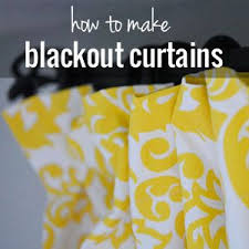 How To Sew Blackout Curtains 22 Best Window Treatments Images On Pinterest Curtains Home And