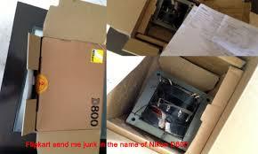 flip kart flipkart sent me junk in the name of a nikon d800 therodinhoods