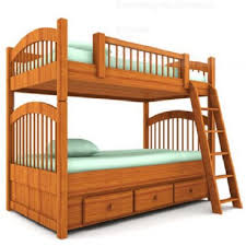 Bunk Beds  Custom Fitted Bedding Pennsylvania Bunk Beds Bunker - Kids bunk bed sets