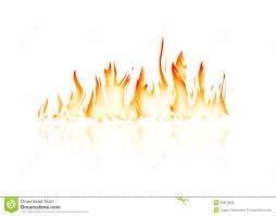 burning fire flame stock illustration image 38872808