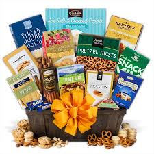 Snack Baskets Snack Baskets Easy Gourmet Cooking Popular Gourmet Ingredients