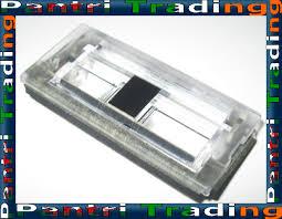 bmw e46 number reg licence plate light lens 8236269 51138236269 ebay