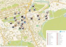 Boston Map Pdf by Maps Update 700697 Santa Fe Tourist Attractions Map U2013 14