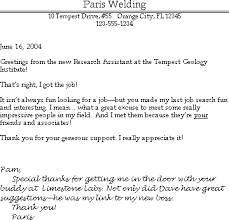 bunch ideas of how to write a letter thanking your on format