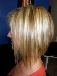 long bob hairstyles with low lights two toned short haircuts featuring blonde and brown hair colors