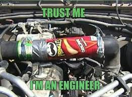 Broken Car Meme - answer to the question what would macgyver do if his car broke