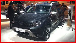 renault duster 2018 dacia duster 2018 salon francfort youtube