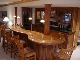 kitchen captivating wooden kitchen decoration using solid light