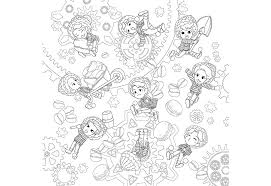 Exo A Day In Exoplanet Coloring Book Coloring Pages Kpop