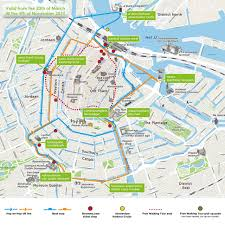 where is amsterdam on a map hop on hop boat amsterdam sightseeing stromma nl