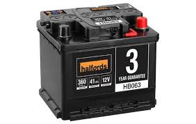 battery car halfords 3 year guarantee hb063 lea