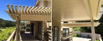 Lattice Awning Patios U0026 More Gallery Patio Cover Installation Temecula