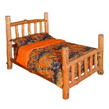 Orange Camo Bed Set King Reversible Woodland Orange Camo 7 Comforter