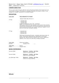 general resume objective sample student resume objective examples free resume example and resume objective examples for students 01