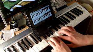 midi controller apk midi keyboard on nexus 7 though usb on the go otg android