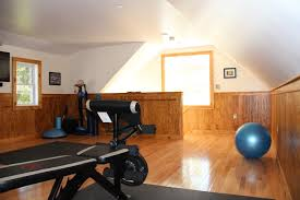 home gym above garage the barn yard great country garages inspiring natural light