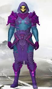 Skeletor Halloween Costume Flameseeker Chronicles Amazing Guild Wars 2 Game Halloween