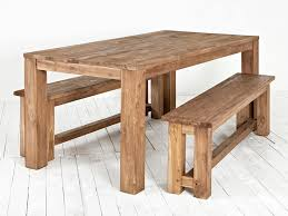 Oak Dining Table Bench Oak Dining Table With Bench Seating Dining Table With Bench As