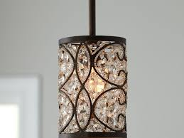 Handmade Chandelier by Table Lamps Minimalist Decoration Crystal Pendant Lights