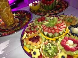 fruit displays fruit palm tree hire fruit display supplier