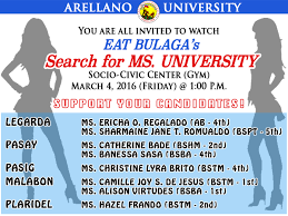 M S University by Main Campus News Au Legarda Arellano University