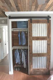 Sliding Barn Door For Home by Best 25 Barn Door Closet Ideas On Pinterest Sliding Barn Doors