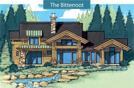 Timber Frame House Plans The Lifestyle Home Timber Home Design